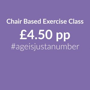 Chair Based Exercise Class-0