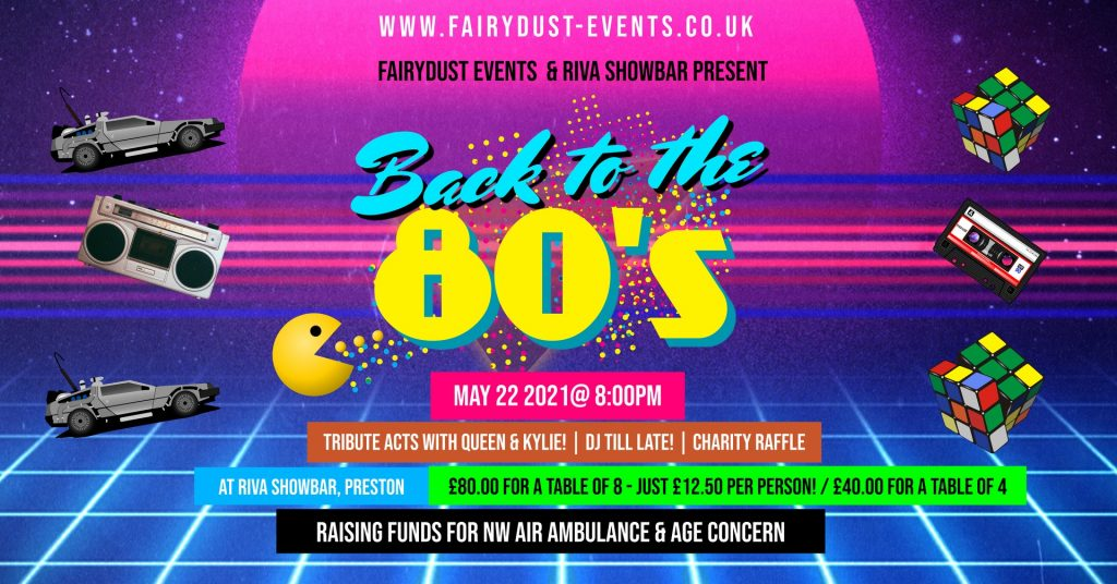80's night - LIVE tributes, DJ until late and much more!-0